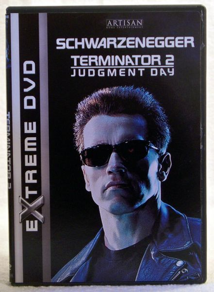 Terminator 2 - Extreme DVD Edition