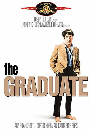 The Graduate DVD (Letterboxed Edition)
