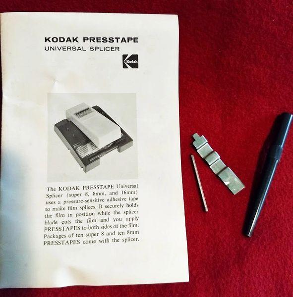 Kodak Universal Presstape Accessory Replacement Kit