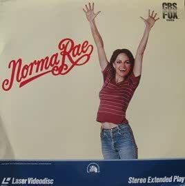 Norma Rae (Full Frame Version Laserdisc)