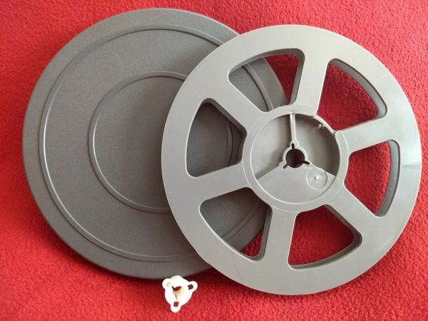 Goldberg Dual 8mm Plastic Reel, Can, Adapter Set (NEW PRODUCT!)