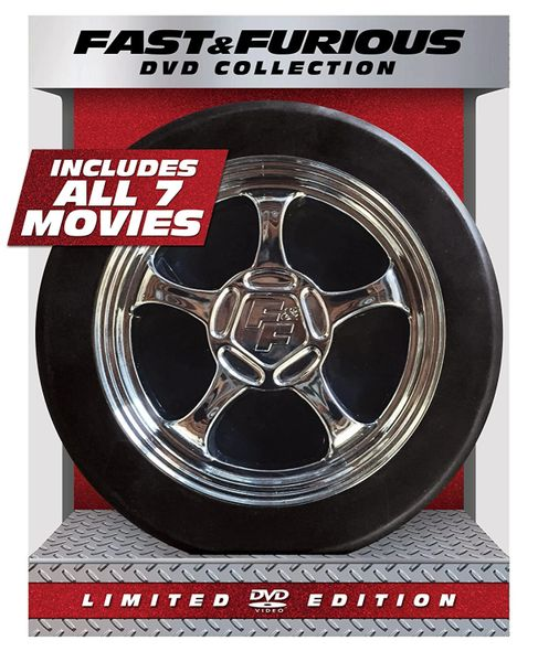 Fast and Furious Box Set - The Complete Paul Walker Series (Limited Edition - Out of Print)