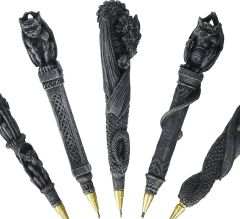 Magickal Wish Granting and Problem Solving Ink Pen - Newly Cast!