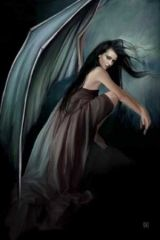 Nailah - Fallen Bronwyn Angel - Sexual Female Who Enhances Beauty, Sexual Appeal and Sexual Abilities