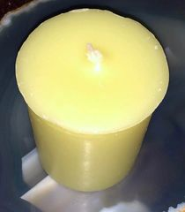 Spell Cast Candle For Money, Good Luck and All-Around Life Happiness! Scented Blend
