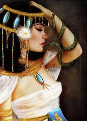 10,588 Newly Conjured Egyptian Djinn - Devoted Server Skilled Wish Granter
