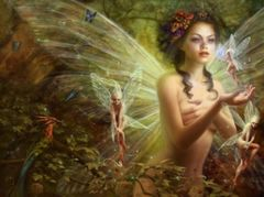 Sileas - Lily's Empress Fae - Helps Keeper Renew Love and Passion