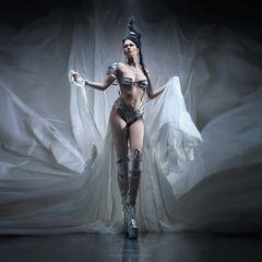 Myesha - Beautiful Sexual and Active Female Gregori Watcher