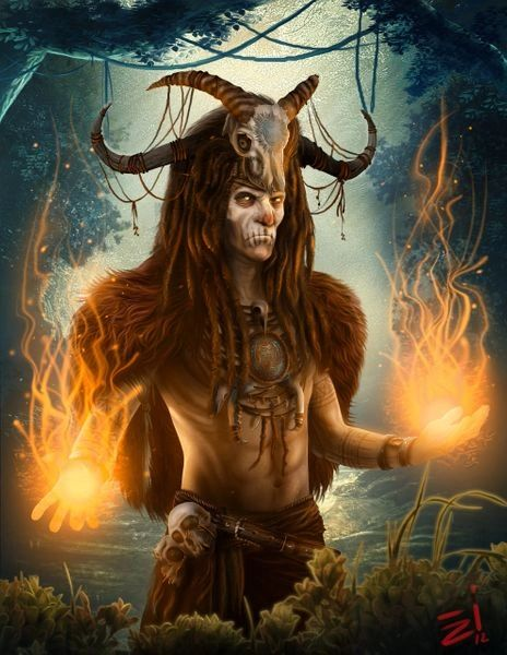 Petro Loa Portal - Access to a Powerful VooDoo God