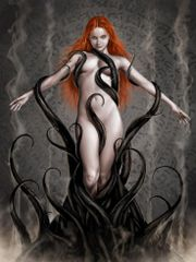 Bianka - Newly Conjured Baobhan Sith Vampire - Specializes In Beauty and Body Magick