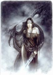 Samia - Carpathian Vampire - Powerful Sex Magick - Lover, Passion and Beauty
