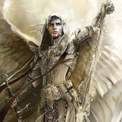 Warrior Archangel - Quickly Banishes All Evil Spirits and Entities - Quick and Complete Curse Removal