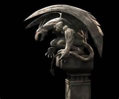 High Level 5 to Level 6 Gargoyle - Proven Banishers Of Evil - Friendly, Protective and Active!