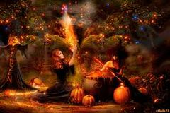 Pre-Order Samhain Custom God or Goddess Wishing Entity Portal Of Your Choice!