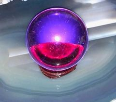 Dragon and Djinn Manifesting Offering Sphere - See Entities Manifest! Full Moon Creation!