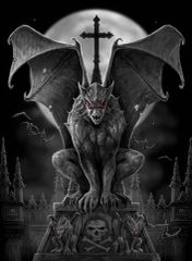 FREE Level 5 Gargoyle With Any Order Over 25.00 Ship Does Apply! Only One Per Order