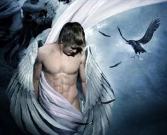 Yule Special - Level 7 Active and Powerful Male Lunar Angel!