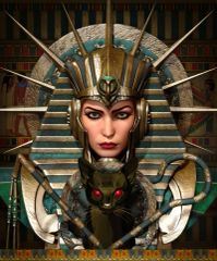 Kartak Rare Sphinx ~ Intelligent & Resourceful Guardian & Guide