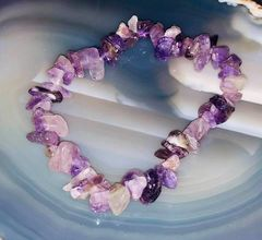 Newest Spirit Communication Spell Cast Bracelet - 3X Cast! Amethyst Bracelet!