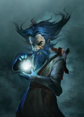 Vastly Magickal Male Gnome - Astral Travel, Lucid Dreaming, Good Luck and Much More