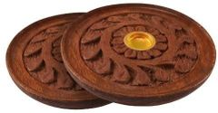 3X Spell Cast Incense Burner - Incense Become Powerful Offerings! Aids In Bonding