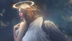 Female Star Angel - Blesses Keeper With Visions and Heightened Intuition