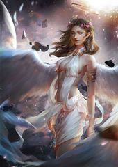 Astral Angel ~Brings Love and Creates All-Around Life Happiness - Find New Friends, Make More Money and Be Blessed!