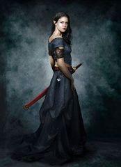 Dark Art Female Ridanrius Elf - Newly Conjured Entity Of Highest Ranking