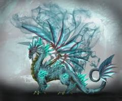 King's Solomon's King Crystal Dragon - Once In A Lifetime Wish Granter