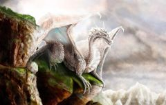 7,553 Year Old Male White Dragon - White Dragon's Guides Lower Level and Younger Entities To Power