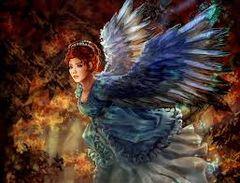 Commander Hamingja Angel - Commands Over 1000 Angels!