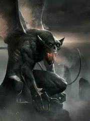 Male Emomimi Gargoyle - A Voice That Calms, Entices or Scares Evil