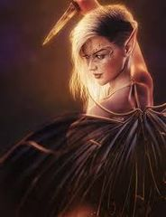 Female High Elf - Lead Problem! She Makes Magick Manifest - Will Please Even The Pickiest Of Keepers