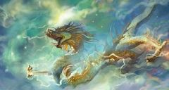 Level 7 Chinese Guardian Dragon - Ultimate Protection, Banishes Evil, Removes Curses and More - SALE