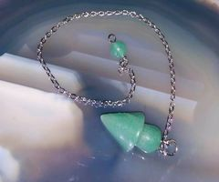 Spell Cast Pendulum For Spirit and Entity Communication - Protects From Evil Safely Opens Inner Eye