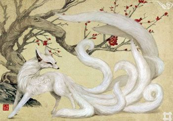 **FREE KITSUNE** With Any Order 15.00! One Gift Per Order, Ship Fee Applies - Limited!