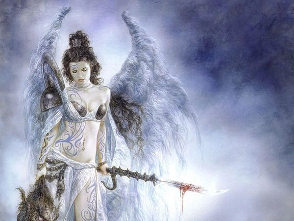 FREE Warrior Archangel With Any Order Over 25.00 Our Choice. Ship Does Apply! One Free Gift Per Order