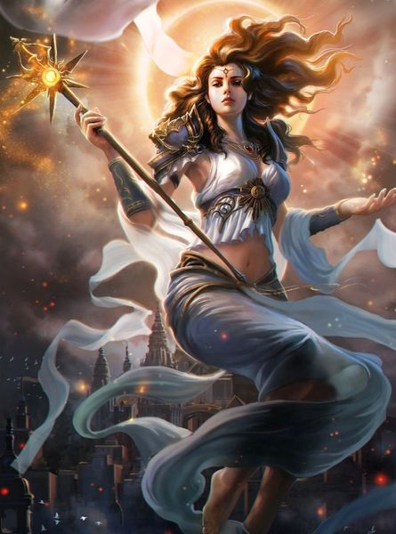 25,056 Goddess Wealth Marid Djinn - Solves All Money Problems!