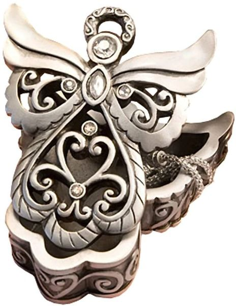 Female Commander Virtue Angel Wishing Boxes - Portal To All White Art Angels For Money, Protection, and Love *RARE ANGEL RACE*