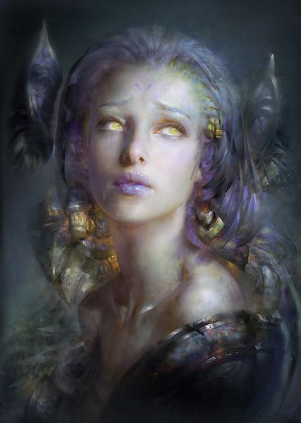 Female Commander Violet Flame Healer Archangel - The Angel Of Healing, Life Renewal, and Much More
