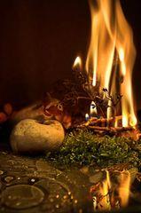 Essence of Raiju Spell ~ Pure Raiju Magick-Spirit Keeping Alternative for Psychic Blessings!