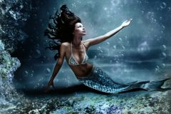 Essence Of Mermaid Beauty and Sex Appeal Spell - Magick Made Easy!