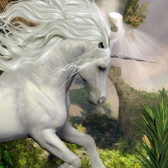 Essence of Unicorn Spell-Good Luck Renewal Healing & More with No Bonding Required!