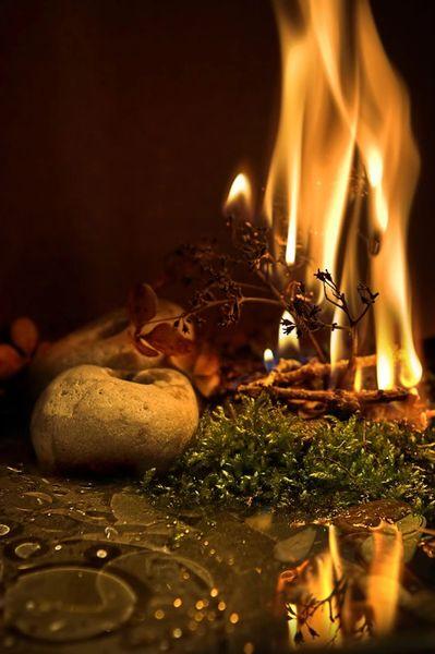Phoenix Essence Spell - Spirit Keeping Alternative - Renew Regenerate and Healing