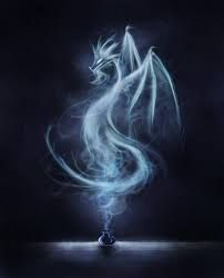 11,204 Year Old Princess Thirasses Dragon - Dark Art Dragon For A Keeper Who Seeks True Power and Change
