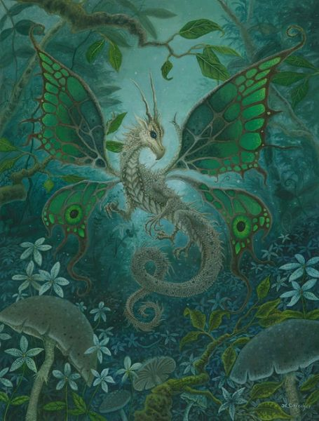 Queen Yepo Dragon - 16,997 Year Old Royal Brings In Helpful Enntities For An Array Of Blessings! DIRECT BIND ONLY