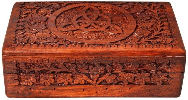 All In One Spirit, Entity and Spell Boosting, Recharging and Bonding Box - LARGE 8X5!
