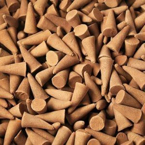13 Magickal Sandalwood Incense Cones - Spell Cast For Offerings, Boosting and Protection 13 Cones