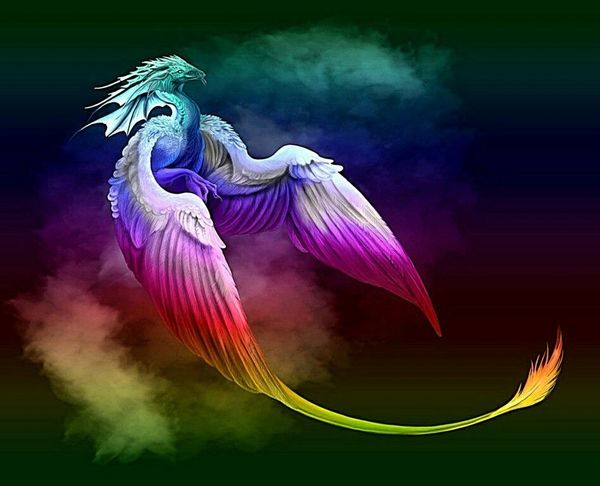 4,448 Year Old Prince Itla Dragon - Commands An Active Manifesting Court - Anti-Stress, Positivity, New Friends, and Much More