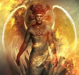 Male Raiju - Gives Keeper Powerful Psychic Abilities - Superhuman Mind Powers!